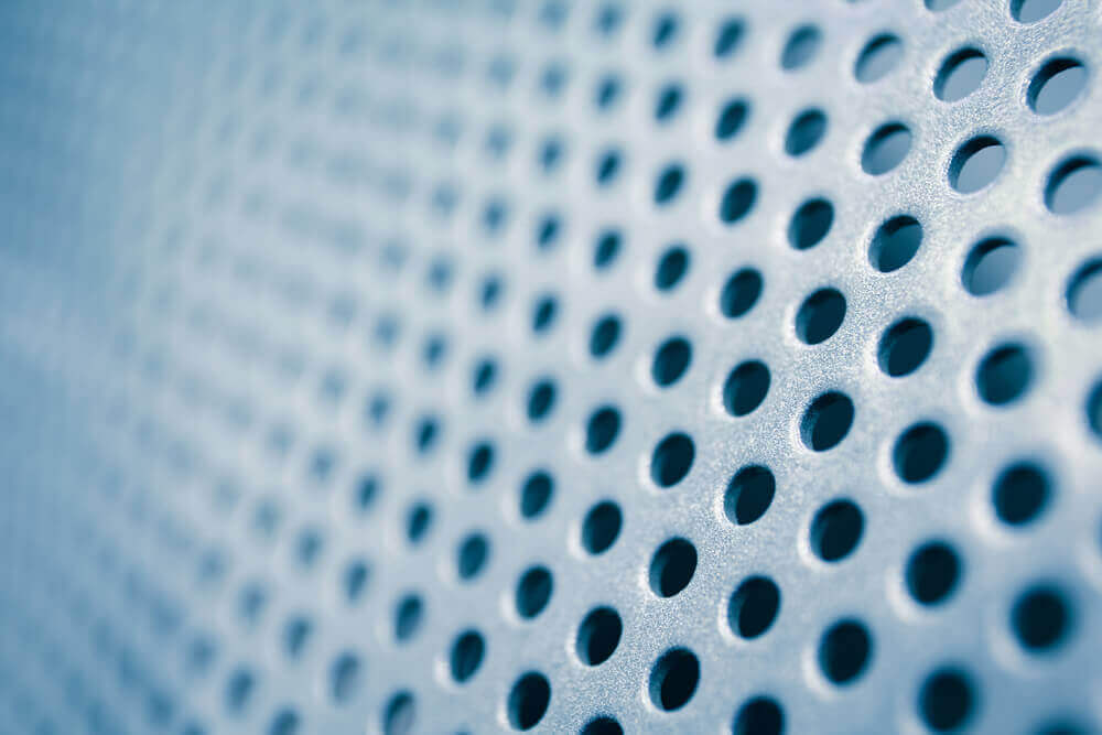 Expanded & Perforated Sheet